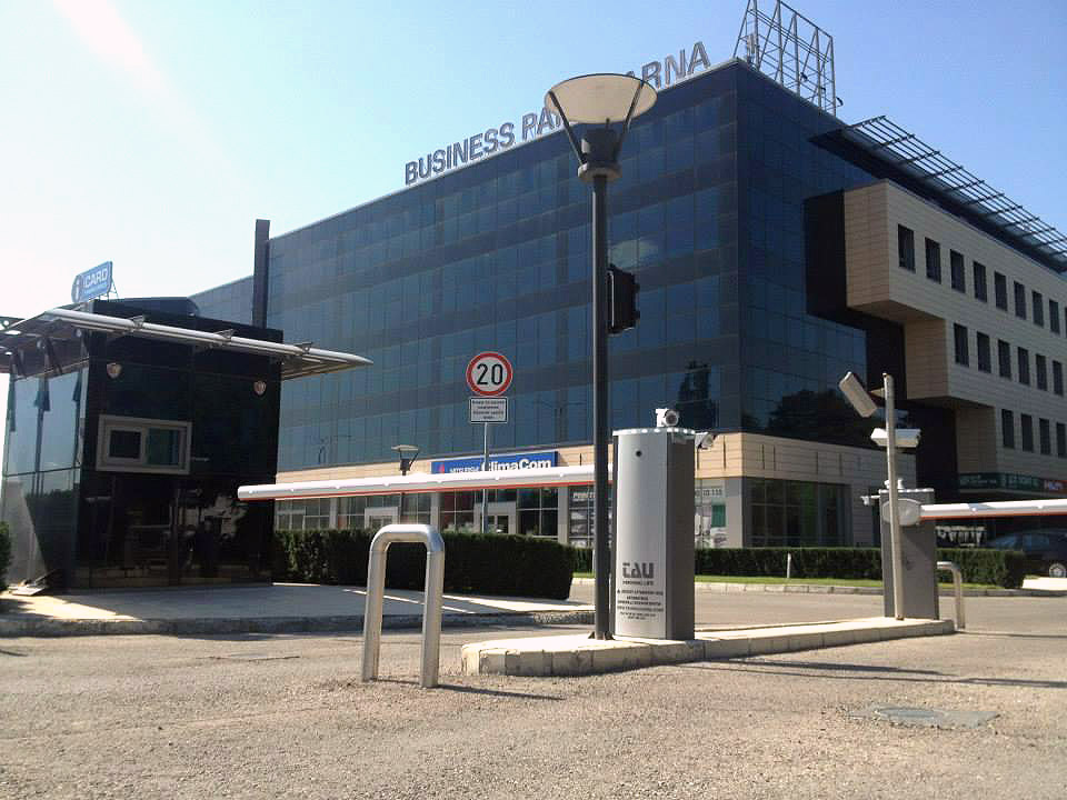 Автоматика за бариери Варна