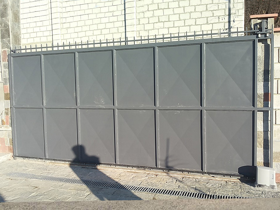 Автоматични плъзгащи врати варна