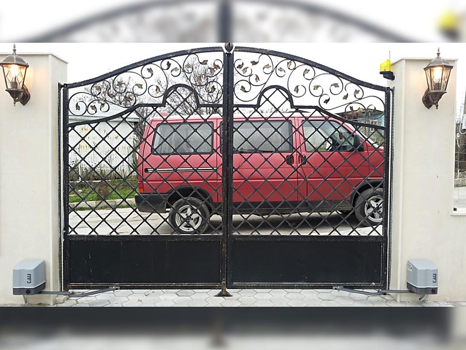 Автоматична Двукрила Врата Варна