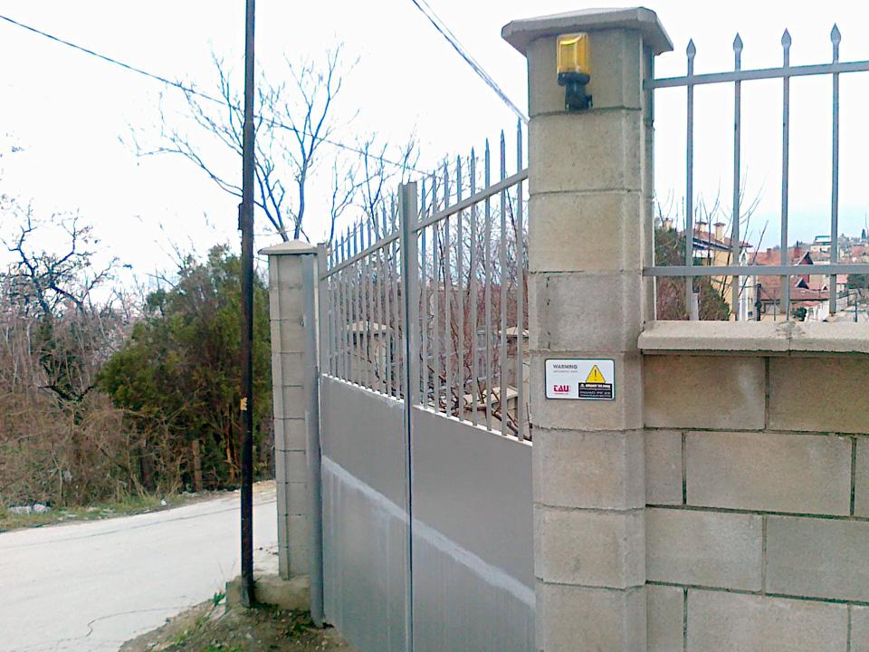 Автоматични врати и портали