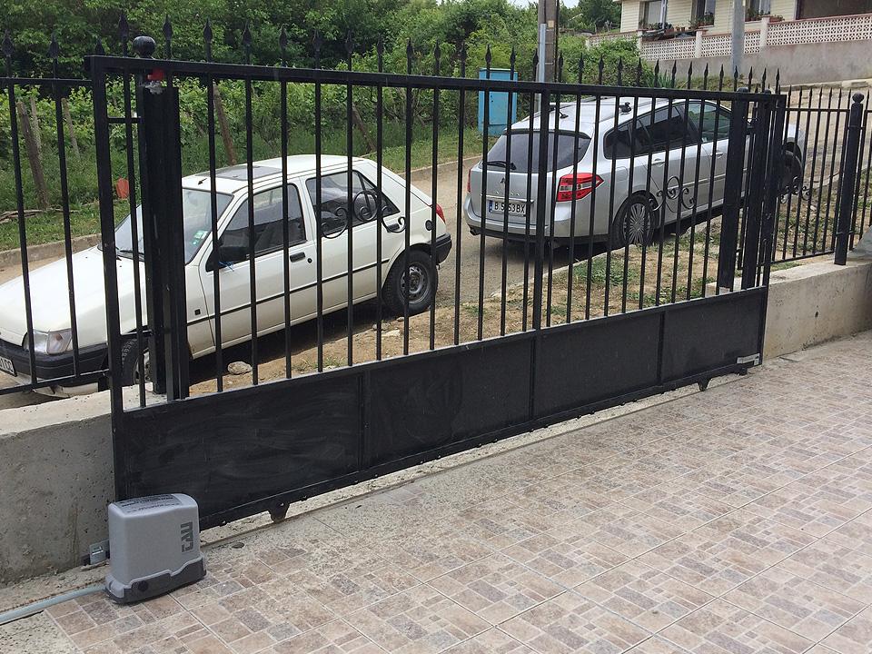 Автоматика за врати и бариери.