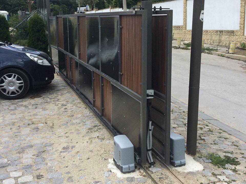 Автоматика за плъзгащи врати