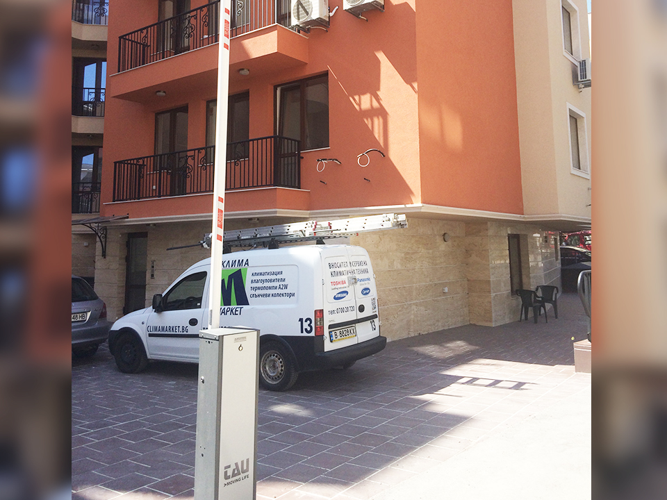 Автоматична бариера - Варна