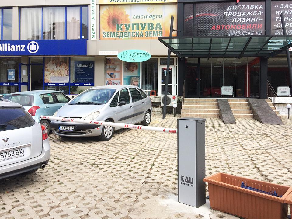Автоматични бариери. Автоматика за врати и бариери Варна.