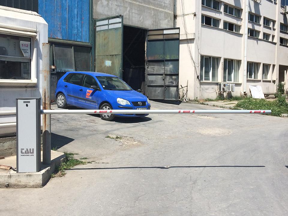 Автоматични Бариери Варна